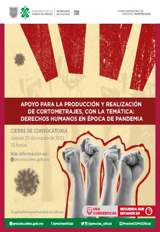 Derechos humanos en época de pandemia