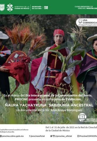 Porque la Tierra es vida:  Programación en Conmemoración del Día Internacional de la Conservación del Suelo