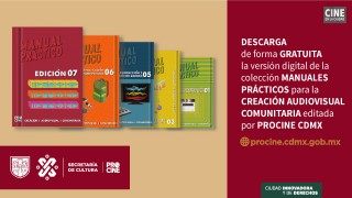 Manuales Prácticos de Creación Audiovisual Comunitaria